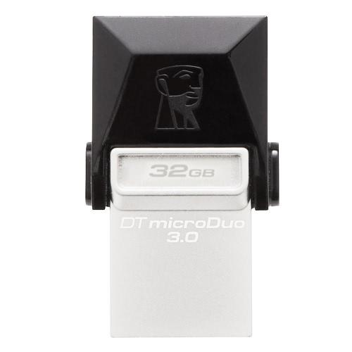 Оригинальный оригинальный Kingston DTDUO3.0 32G USB3.0 для Micro USB OTG Flash Pen Drive USB Disk