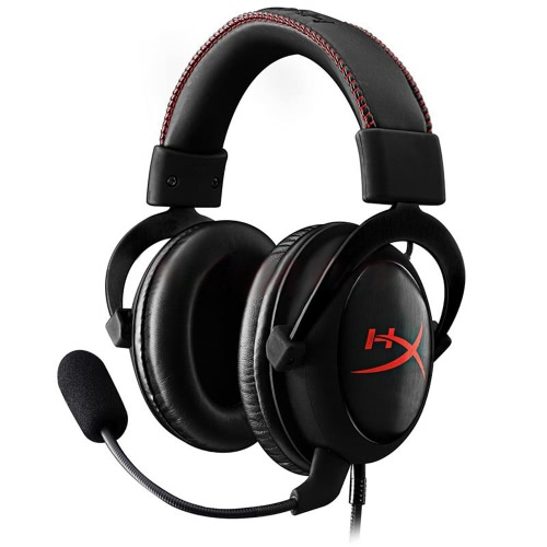 Kingston HyperX Cloud Core Professional Esport Gaming Headset Headphone Earphone KHX-HSCC-BK-FR