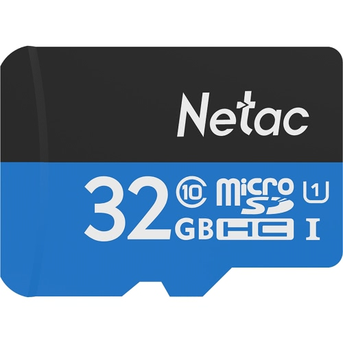 68% OFF Netac P500 Class 10 32G Micro SDHC TF Flash Memory Card,limited offer $9.89