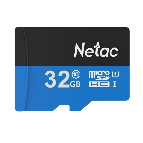 Netac P500 Class 10 32G Micro SDHC TF Flash Memory Card