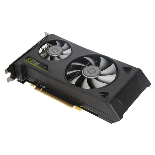Onda NVIDIA GeForce GTX GPU 1060 6GB GDDR5 192bit Gaming VR Ready PCI-E 3.0 Video Graphics Card DVI + HDMI + DP Порт с двумя охлаждающими вентиляторами