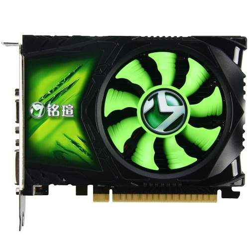 Maxsun GeForce GT730 Transformadores Gaming Video Graphics Cartão 902MHz / 5010MHz 1GB / 64bit DDR5 PCI-E Entrega HDMI + DP + DVI Porto cor aleatória