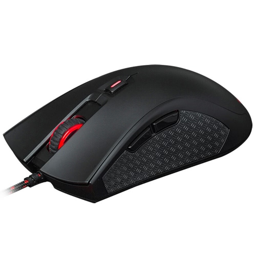 Kingston HyperX Pulsefire Professional FPS Gaming Mouse 400 800 1600 3200 DPI para PC Laptop