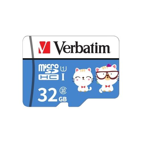 Tarjeta de memoria Verbatim Micro SD Class10 TF Tarjeta de 32 GB