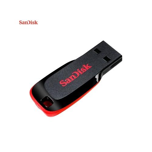 SanDisk CZ50 USB-Stick Cruzer Blade Pen-Laufwerke PenDrive-Verschlüsselung Mini Memory Stick 8 GB 16 GB 32 GB 64 GB 128 GB USB 2.0