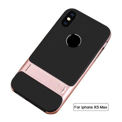Custodia protettiva Custodia a prova di urti Cover telefono per i-phone in oro rosa i-phone XS Max