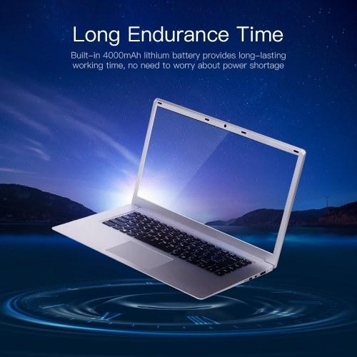 T-bao X8S 15.6 inch Ultra-thin Laptop with 1080P IPS Screen Celeron J3455/J4115/J4125 8GB Memory 512GB SSD Portable Laptop EU Plug