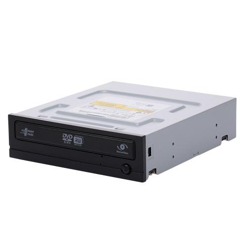 DVD-RW 22X Desktop-DVD-Recorder SATA Serial Port DVD-Brenner Reader für PC Desktop