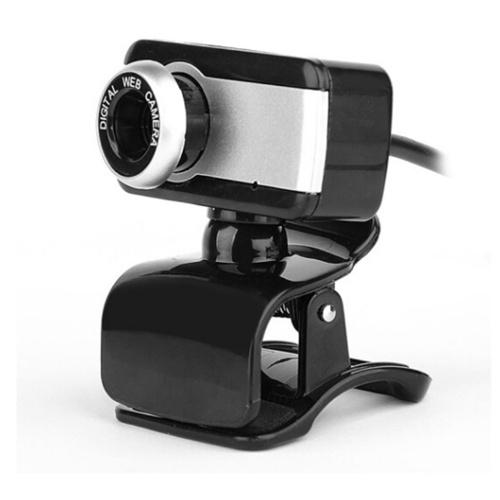 USB 2.0 480P High-definition Web Camera