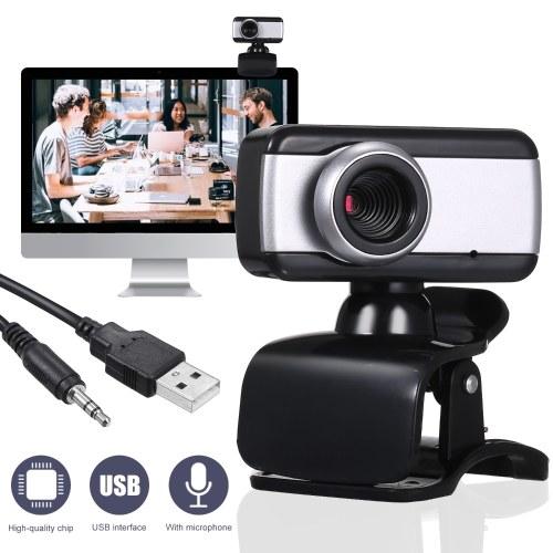USB 2.0 480P Веб-камера высокого разрешения