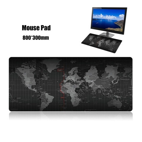 Mouse Pad Desk Mat Extra Large Soft Extended Non Slip Mousepad for PC Laptop