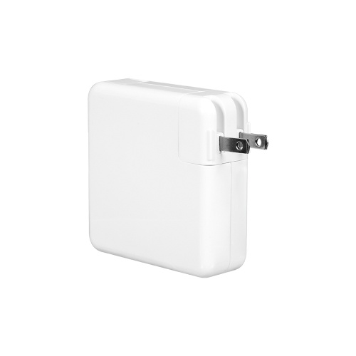 96W Type-C Laptop Power Adapter High Efficiency AC Adapter USB-C Power Adapter with Type-C Cable