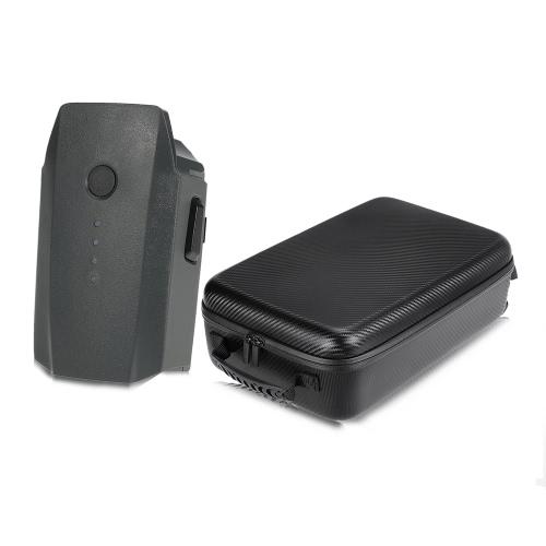DJI Mavic 11.4V 3830mAh 3S Bateria do DJI Mavic Pro FPV Drone z Hardshell Plecak