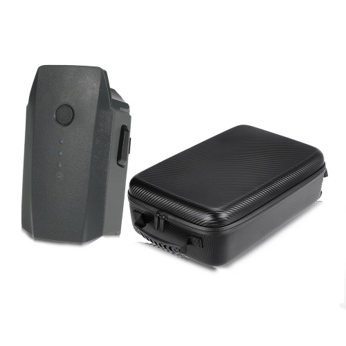DJI Mavic 11.4V 3830mAh 3S batterie DJI Mavic Pro FPV Drone con Hardshell zaino