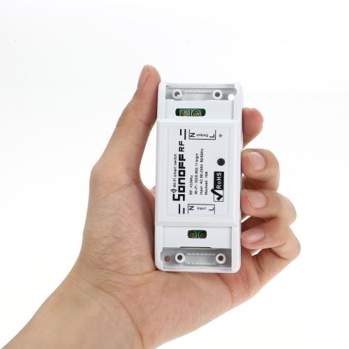 Image de SONOFF RF 3 pcs Wifi RF 433 MHz fonctionne avec Alexa pour Google Home