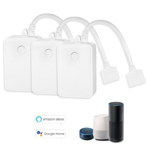 3 stücke Mini Wifi RGB LED Streifen Controller