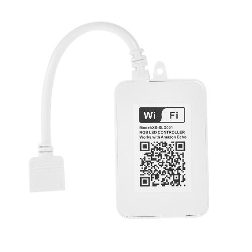 3pcs Mini Wifi RGB LED Strip Controller