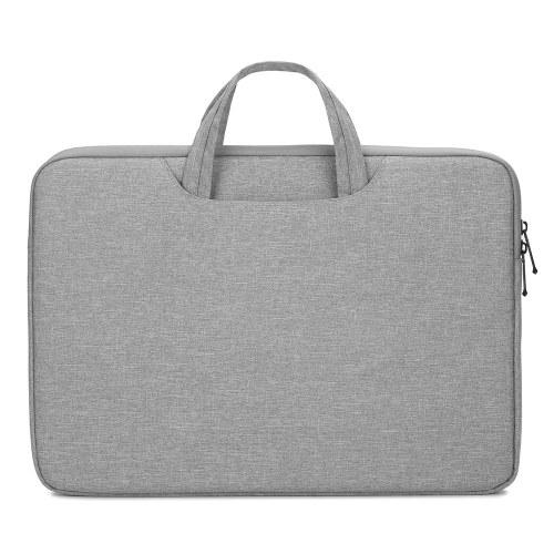 Portable Laptop Bag 13.3 inch Laptop Case Waterproof Nylon Laptop Bag Business Handbag Briefcase Leisure Navy Blue