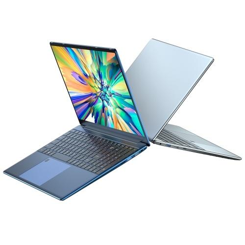 T-bao X10 15.6 inch Ultra-thin Office Laptop AMD Athlon Gold 3150U Processor 16GB+512GB Memory 1920*1080 IPS Screen Blue EU Plug