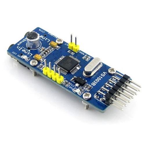 Moduł wejścia / wyjścia audio płyty MP3 VS1003B dla Arduino DIY
