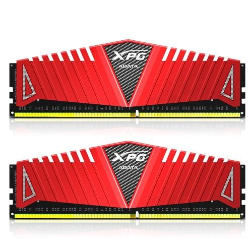 ADATA XPG Z1 16G Kit(8G*2) DDR4 2400MHz DRAM Memory Module Ram Dual Channel 288-Pin PC4 19200 1.2V CL16 for Desktop