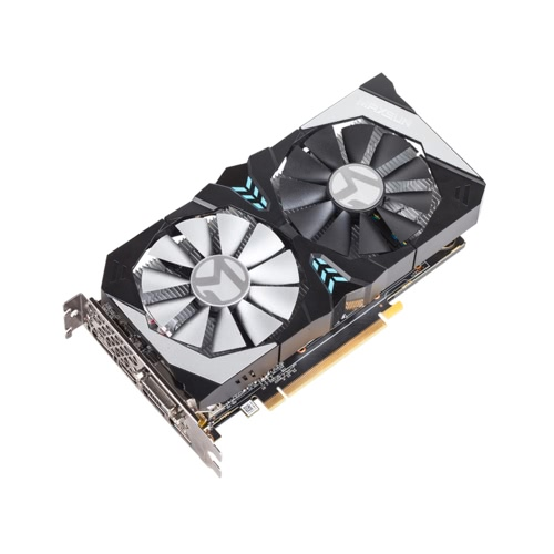 MAXSUN GeForce GTX1060 Terminator 3G Gaming Video Graphics Card 1506-1708 / 8000MHz 3G / 192bit GDDR5 PCI-E X16 3,0 HDMI + DP + DVI порт 2 Охлаждающие вентиляторы VR Ready