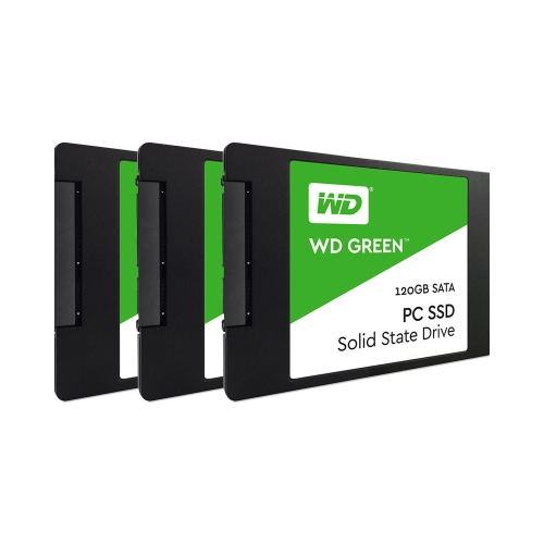 WD Green 120GB PC SSD SATA 6GB/s 2.5in Solid State Drive (WDS120G1G0A)
