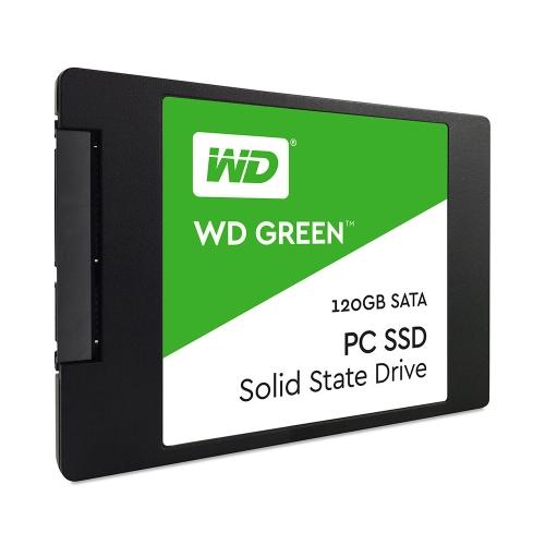 WD Green 120 GB SATA III 6 GB / s 2,5 polegadas unidade de estado sólido