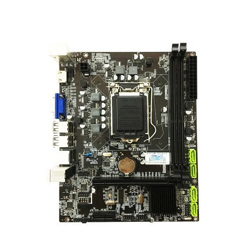Jingsha H55 Motherboard M-ATX DDR3 LGA 1156 CPU Mainboard Core i5 760