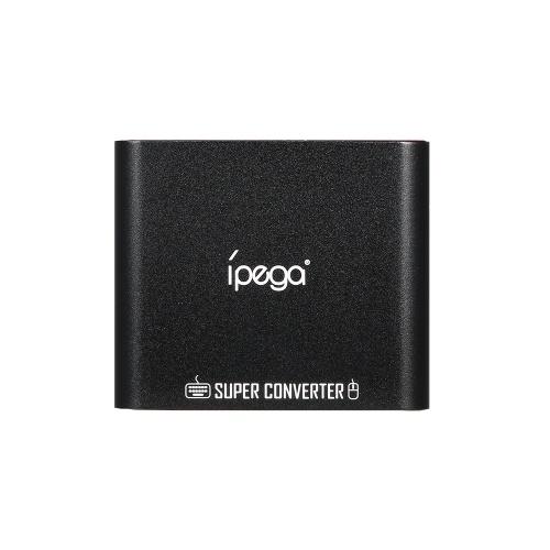 Ipega PG-9116 Aggiorna l'adattatore wireless per convertitore tastiera e mouse BT 4.0 per controller di gioco Plug & Play