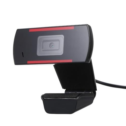 1080P High Definition Video Webcam Computer PC-Kamera für Videokonferenz-Streaming-Aufzeichnung