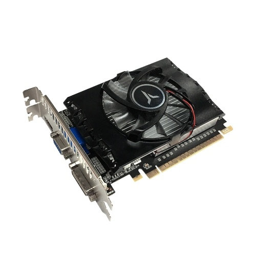 Yeston Geforce GT730 2G D5 VA Graphic Card NVIDIA Pascal 902-5012MHz 2G/DDR5/64bit for Game Working