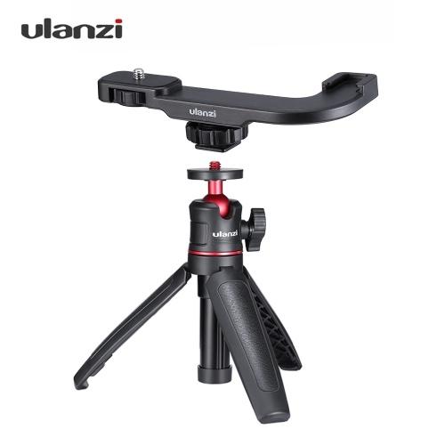 ulanzi MT-08 Mini ausziehbarer Desktop-Stativ Handfotografie-Halterungsständer