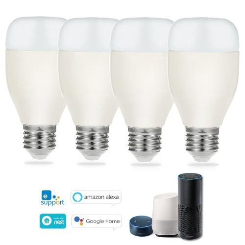 OWSOO Smart WiFi LED Glühbirne (3 Packungen)