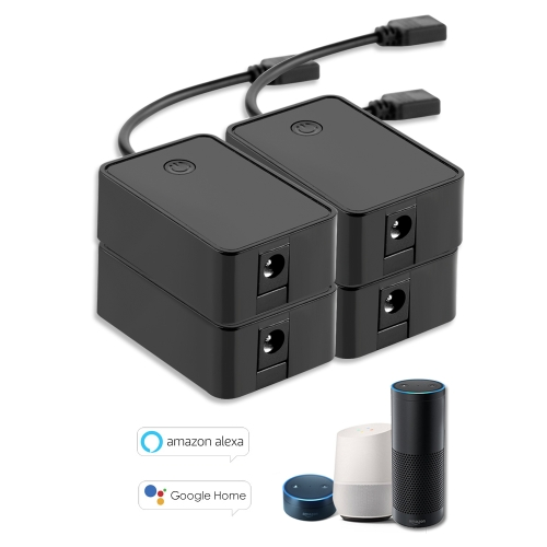 4 stücke Mini Wifi RGBW LED Streifen Controller