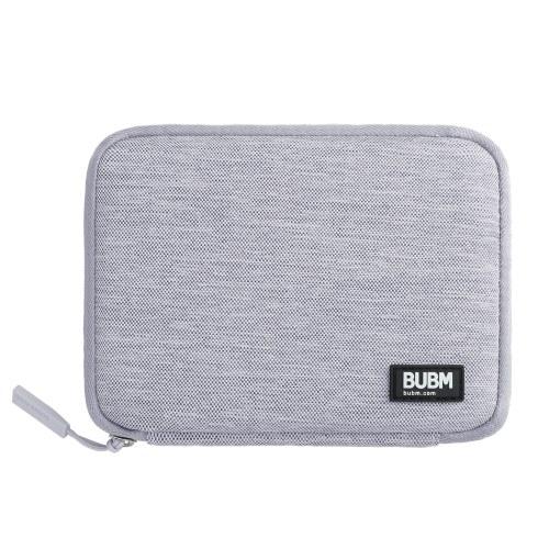 Sac de câble BUBM DISS-PVC-hui Mini accessoires électroniques de voyage portables U disque / câble USB / câble d'écouteur sac de rangement numérique