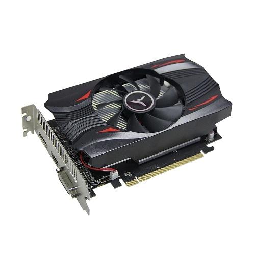 Видеокарта Yeston RX560D-4G D5 TA Дискретная игровая видеокарта с памятью 1176MHz / 6000MHz 4G / 128bit / GDDR5 DP + DVI-D + HDMI