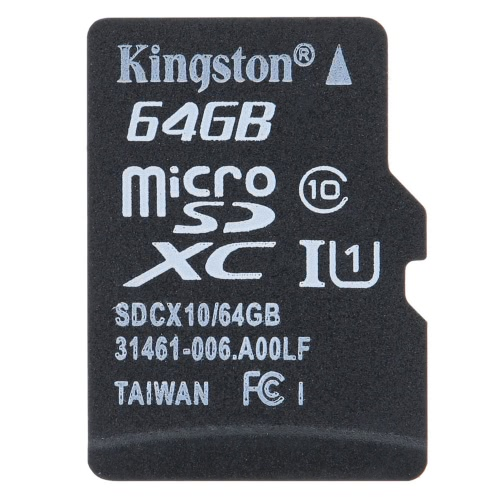 Scheda di memoria Flash Kingston Class 10 8GB 16GB 32GB MicroSDHC TF