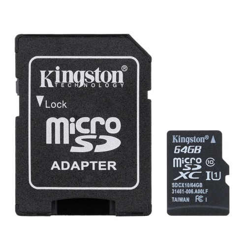 Kingston Class 10 8GB 16GB 32GB 64GB MicroSD TF Flash Memory Card фото