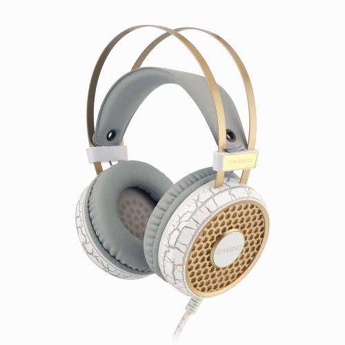 Profesjonalne Esport Stereo Gaming Headset Słuchawki douszne Ponad Bass Ear & 3.5mm z mikrofonem USB LED Light Noise Reduction PS4 / Xbox One / Mac / PC / iOS / Android