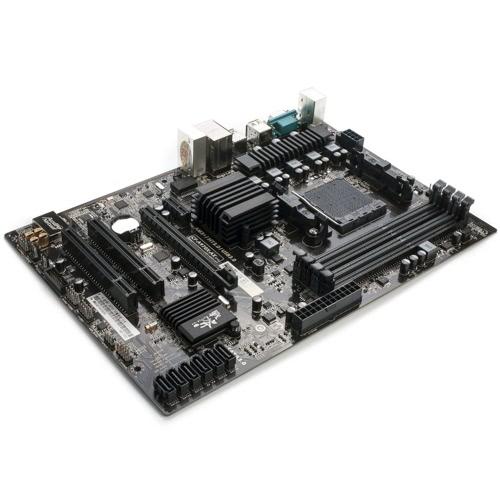 Kolorowe Topór C.A970X X5 V14 płycie głównej komputera Płyty główne dla procesorów AMD AM3 systemboard / AM3 + DDR3 SATA3.0 USB3.0 ATX for Desktop