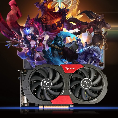 Colorful NVIDIA GeForce GTX iGame Video Graphics Card