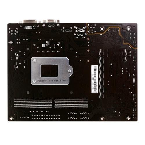 Colorido Batalha AX C.B150M-D V23 Mainboard Motherboard para Intel B150 LGA 1151 soquete SATA 6Gb / s M2 USB 3.0 Gaming DDR4 mATX Desktop System computador de bordo Principal Circuit Board Base de Dados