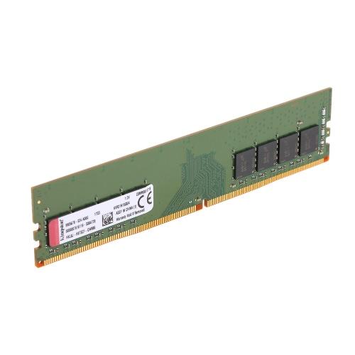 Kingston ValueRAM 4GB 2133MHz DDR4 PC4-2133 Non-ECC CL15 1.2V 1Rx8 288-Pin DIMM Desktop Memory