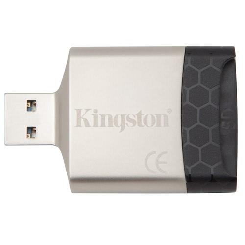 Kingston USB 3.0 wielofunkcyjny czytnik kart Adapter do TF / SD / SDHC / SDXC