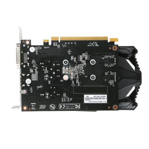 Scheda video grafica MAXSUN GeForce GT1030 2G 6000 GHz GDDR5 64 bit DirectX 12 con porta HDMI DVI