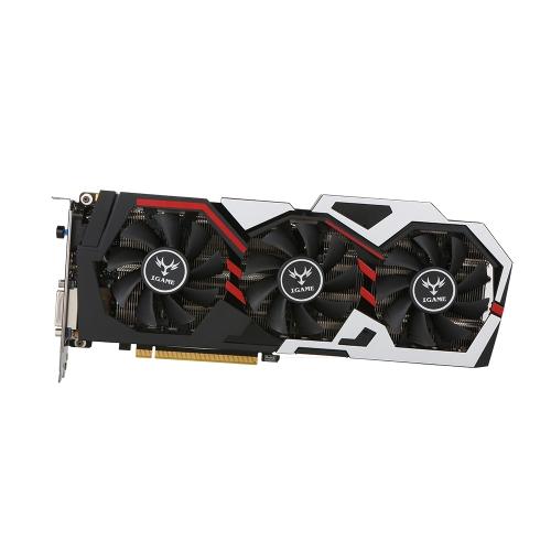 Colorful iGame NVIDIA GeForce GTX 1070Ti Vulcan U Top Graphics Card