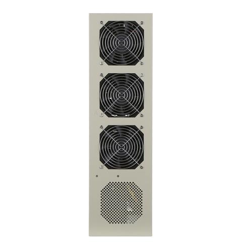 8 AMD RX570 215 Mhash / s ETH Mining Machine Coin Mining Miner 91.26% Eficiência de energia com 1600W Greatwall Fonte de alimentação 12V 134A Saída