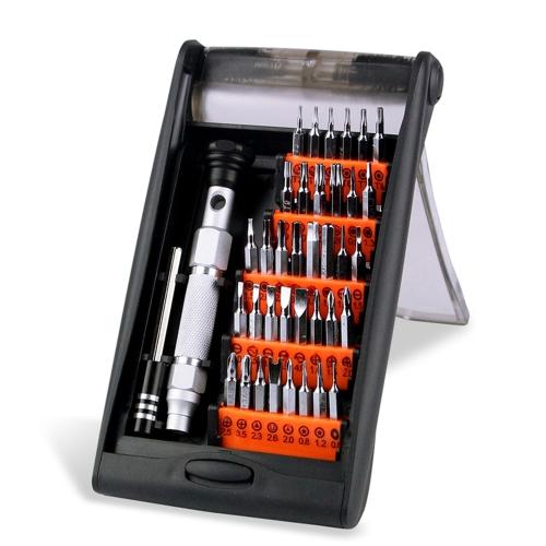 JAKEMY JM-8151 tudo em 1 profissional de precisão chave de fenda set kit de ferramentas de reparo