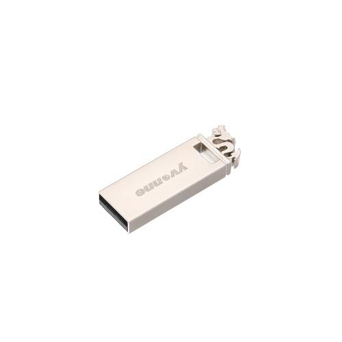yvonne Metallo USB Flash Drive Pen Drive 64G Memory Stick Pendrives regalo con forma di drago